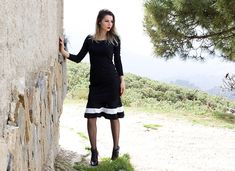 Get this look: http://lb.nu/look/8621863  More looks by Cosmina M. //mbcos.net: http://lb.nu/mbcos  Items in this look:  Fashionmia Dress   #fashionmia #mermaiddress #malagafashionblogger #malaga #rondaviews #blacktrends #blogger #ootd