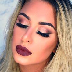 fall makeup Makeup Art, Makeup Tips, Eye Makeup, Hair Makeup, Fall Makeup