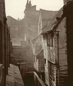 The Poor's Churchyard, Smithfield. c. 1877