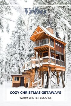 Ideas De Cabina, Columbia Falls, Cool Tree Houses, Diy Tree House, Tree House Designs, Diy Network, Cabin Homes, Cabins In The Woods, Rustic Furniture