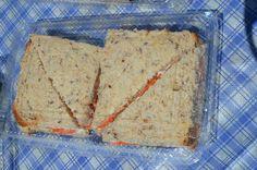 Smoked Salmon Sandwiches Birthday picnic   T.Tavakoli.V