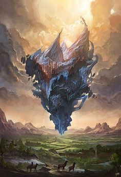구성요소 on Pinterest | Low Poly, Concept Art and Fantasy World