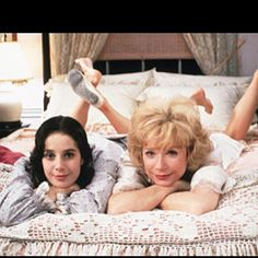 Best movie ever. Terms of Endearment