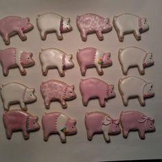 260 Best Pig Cookies Images In 2019 Decorated Cookies Pig Cookies