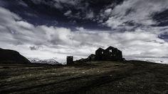 Abandoned Icelandic Farmhouse
