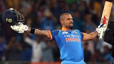 In 5 December 1985 Shikhar Dhawan was born in Delhi, India. Shikhar Dhawan is a very well-known cricketer in cricket history. Shikhar Dhawan is fundamentally an opening batsman and a periodic right-arm off break bowler. One Day Cricket, Cricket Update, Icc Cricket, Cricket World Cup, Cricket Match, Cricket News, Cricket Videos, India Vs Australia Cricket, Shikhar Dhawan