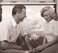 Marilyn and Joe. Alberta, Canada. Summer of 1953
