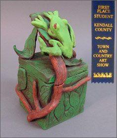 See Bill Blidy's HS Ceramics program