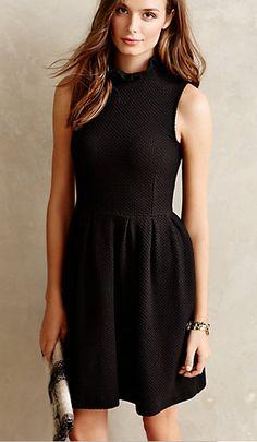 #anthrofave #lbd #anthropologie perfect little black dress
