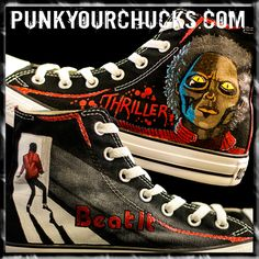 4a6cd57baf2fc8 Punk Your Chucks (punkyourchucks) on Pinterest