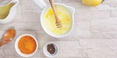 golden milk ricette