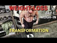 WEIGHT-LOSS JOURNEY | WEIGH IN - DAY 1 - YouTube Lose Fat, Lose Belly Fat, Lose Weight, Weight Loss Journey, Weight Loss Tips, Fat Loss Diet, Weight Loss Motivation, Strength, Workout