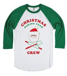 7204a5cbbd Christmas Baking Team - Crew Merry Little Christmas, Diy Christmas Gifts,  Christmas Time,
