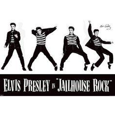 jailhouse rock... remember this Renee? :)!