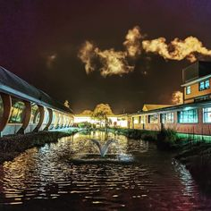 Brewing Science to the left, Plant Science to the right. Stunning pic of Sutton Bonington campus by Best University, Plant Science, Student Life, Nottingham, Brewing, Study, Education, World, Books