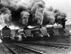 <3 - from: Rail Things - Vanished Railway Scenes on Facebook.