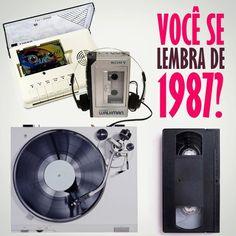 Hoje é o dia da Saudade! 😊  Você sente saudades de algo dos anos 80?    #danipresentes #nostalgia #anos80 #80s #saudade #infancia
