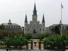 Jackson Square New Orleans, LA