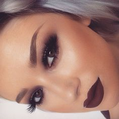Makeup/hair/gorg/lips