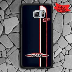 John Cooper Samsung Galaxy S6 Edge Black Case