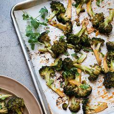 Sriracha Roasted Broccoli  | Food & Wine