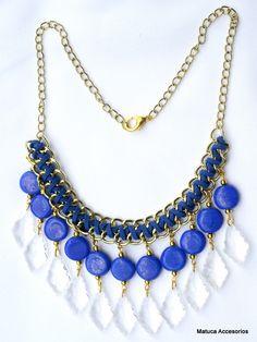 #Collar codigo 147   * Consultar precios y stock en https://www.facebook.com/matuca.acc *