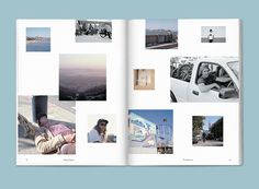 The Albion — Vol. II, Issues 7—12 on Behance