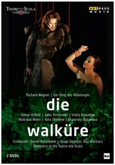 Wagner: Die Walkure / Barenboim - losermarxdr | ello Richard Wagner, Meier, Mezzo Soprano, Conductors, Orchestra, Movies And Tv Shows, Movie Tv, Musicals, Drama