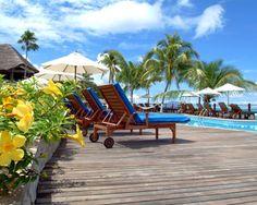 Bazen ili more? Odaberite sami! Više informacija na: http://travelboutique.rs/destinacije/sej%C5%A1eli #sejseli #seychelles #odmor #letovanje #putovanje