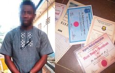 view point: I bought seven certificates for N100,000 – Fake LU...