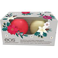 Eos - Limited Edition Fall Collection Organic Smooth Sphere Lip Balms in  #ultabeauty