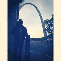 St. Louis radio promo tour