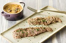 Molho bechamel e bife mineiro (peito bovino) por Academia da carne Friboi