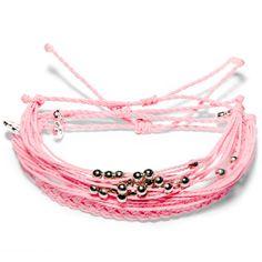 Pink Girl Set  - Weltfreund Armbänder