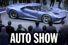 Photos of the North American International Auto Show in Detroit.