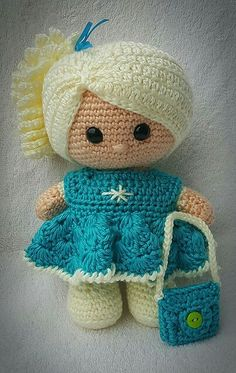 Weebee doll variazione. Meravigliosa.