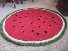 Watermelon Blanket