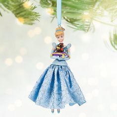Cinderella Christmas Decoration
