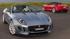One of the best new cars this year the Jaguar F-Type