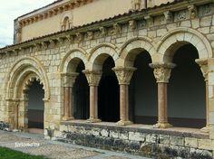 Duratón (Segovia) románico | #Romanesque architecture