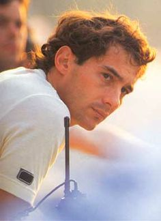 Ayrton Senna21 March 1960 – 1 May 1994) was a Brazilian racing driver who won three Formula One world championships. He was killed in an accident