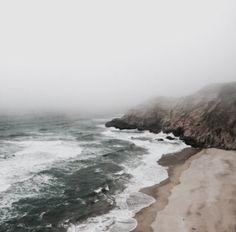 briny beach
