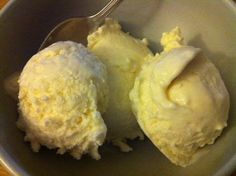 Frozen Yoghurt, Ice Cream Parlor, Sorbet, Gelato, Lchf, Mousse, Food And Drink, Sweets, Cheese