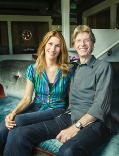 Jill Lesh and her husband Phil Lesh, the Former Member of the Grateful Dead- #MarinMagazine #MarinCounty #PeopleofMarin