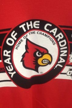 @ericcrawford: Thus ends the Year of the Cardinal
