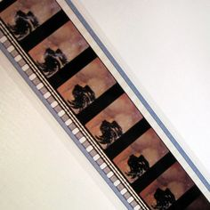 Ariel Closeup Bookmark - The Little Mermaid Recycled Film | CultureRevolution - Paper/Books on ArtFire