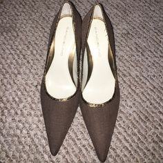 ✅✅MORNING PRICE DROP ✅✅ Brown Bandolino pumps Very cute brown pumps for any occasion very lightly worn!! FEEL FREE TO MAKE REASONABLE OFFERS!! Bandolino Shoes Heels