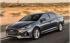 Hyundai озвучила рублевые цены на седан Sonata