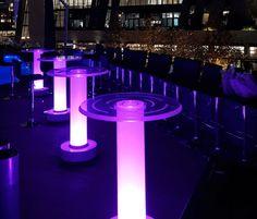 #LEDtable #cocktailtable #ledlights #led #ledlighting #leddecor #eventdecor #ledfurniture ##Crystaltable Led Furniture, Cocktail Tables, Event Decor, Indoor, Candles, Crystals, Interior, Crystal, Crystals Minerals