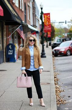 Lawyer Lookbook: Girl About Town